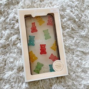 Sonix Gummy Bear phone case iPhone XS Max preowned